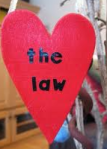 Law in heart