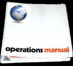 operating manual