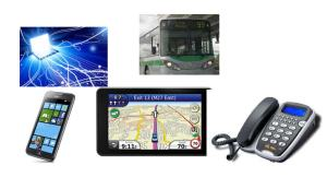 modern devices, phones, gps, intternet