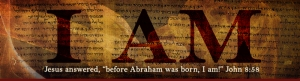 Before Abraham, text