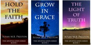 cover images Apostle John series